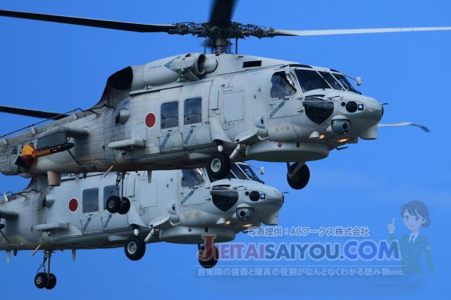 空からの機動的な展開手段を持つ特別警備隊